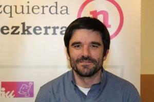 Eneko Larrarte, nuevo alcalde de Tudela.
