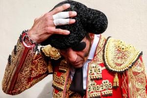 Juan José Padilla volverá a torear dos tardes en Pamplona.