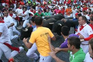 Al se domingo, se ha incrementado el número de corredores. Fotografía: Enfoque Taurino.