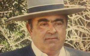 Paco Cárdenas, aniguo mayoral de Juan Pedro Domecq.