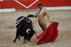 A:ALBERTO GALDONA  F:29-09-2015 L:CORELLA P:4 TORO T:CORRIDA TOROS CORELLA