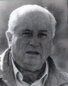 El ganadero Antonio Doblas Alcalá.