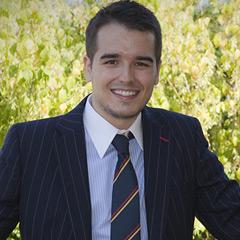 El periodista Diego de la Cruz.