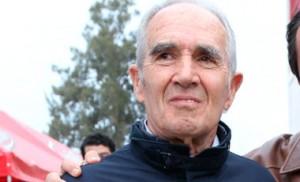 El ganadero Alejandro Arena Torres Landa.