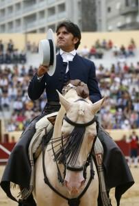 Ventura propone un mano a mano con Hermoso de Mendoza en Madrid o en Bilbao.