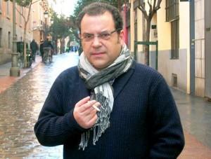 El periodista y escritor Paco Aguado.