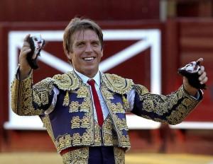 El Cordobés será uno de los atractivos de la primera corrida de la feria tudelana.
