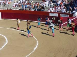 La feria de Estella se volverá a completar con dos festejos taurinos con muerte de astados.