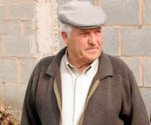 Pedro Domínguez Guendulain, buen ganadero de bravo y buena persona.