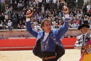 A Hermoso de Mendoza le supo a gloria el triunfo logrado en el Coliseo de NImes.