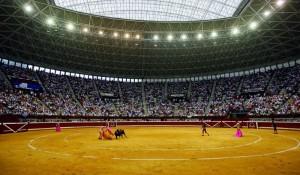 La plaza de toros de San Sebastián volverá a registrar grandes entradas.