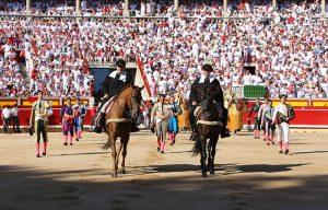 La mayoría de los votantes de Navarra, se muestra en contra de que se supriman los festejos taurinos.