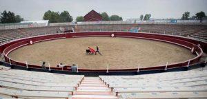 Plaza de toros de Dundalk, en Canadá.