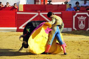 A:ALBERTO GALDONA   F:08-09-2016 L:PERALTA P:TORO 1 T:FIESTAS DE PERALTA  - CORRIDA DIA 8