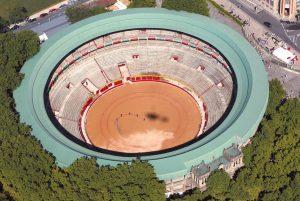 La plaza de toros de Pamplona recobrará actividad con la visitas turísticas.