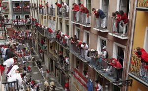 Los encierros y corridas de toros de San Fermín se celebrarán sin variaciones, seguro.