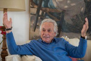 Sebastián Palomo Linares en una imagen reciente.