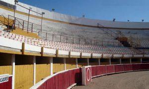 Tendidos de la plaza de toros La Esperanza de Chihuahua.