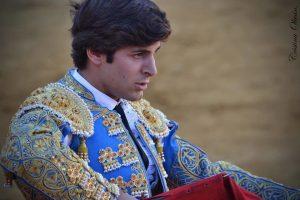 Javier Marín, dedicido a ser figura del toreo.