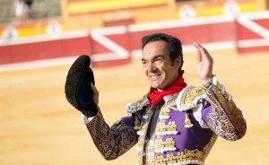 Manuel Jesús 'El Cid' es el triunfador de la Feria de Santa Ana 2017. Fotografía: Blanca Aldanondo.