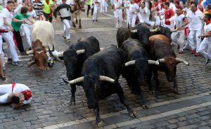 Los toros de Victoriano del Río han galpado en manada.