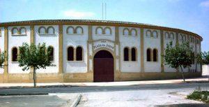 Plaza de toros de Calahorra.