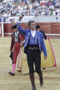 Oreja. Don Benito. 8-IX-2017