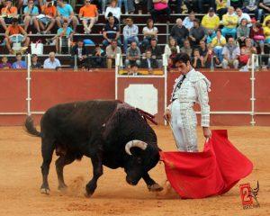 Gustoso remate de serie de Javier Antón en Valera de Abajo.