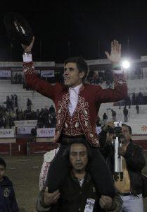 Guillermo Hermoso de Mendoza comenzó con buen pie su primera campaña mexicana. Fotografía: pablohermoso.net.