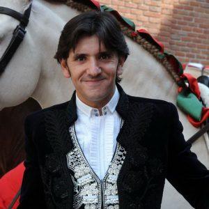 Diego Ventura en Las Ventas.