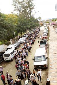 Entradón. Etzatlán. 11-II-2018