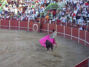 La Feria de San Adrián registra siempre buenas entradas.