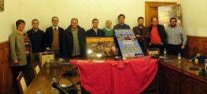 Presentación de la Feria de San Raimundo.