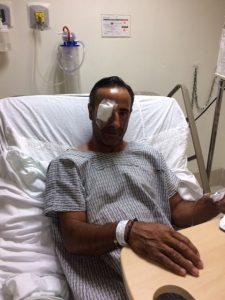 Grenho será sometido mañana a otra intervención quirúrgica.