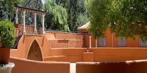 Plaza de tientas de la finca El Montecillo en Milagro.