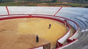 Plaza de toros de Huambos. Cajamarca