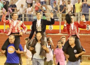 La Feria de Almería ha tenido un cierre triunfal.