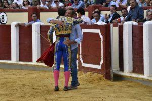 4. Brindis a Manolo Sánchez