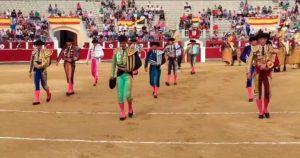 Toñete ha hecho en Albacete su último paseíllo como novillero.