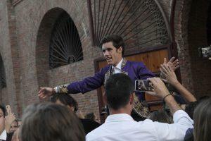 Guillermo Hermoso de Mendoza sigue encadenando puertas grandes.