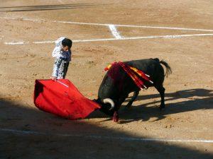 1. Morenito de Aranda. Derechazo