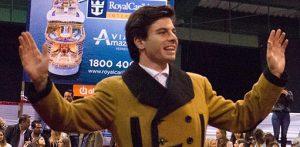 Toñete firmó un nuevo triunfo en tierras ecuatorianas.