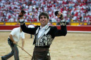 El caballero navarro de Noain buscará en Las Ventas un triufno similar a los logrados en la plaza de Pamplona.
