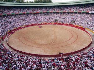 La jornada festiva comenzará con la celebración de una misa en el ruedo de la plaza de toros de Pamplona.
