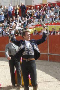 Dos orejas. Villar del Olmo. 19-V-2019