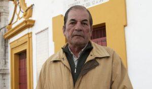 Antonio MIura, uno de los clásicos ganaderos que vienen a Pamplona.