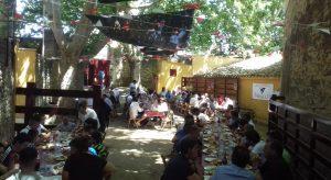 La comida de hermandad
