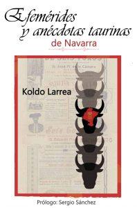 Portada del último libro de Koldo Larrea.
