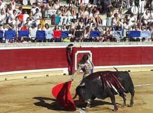 2. Gómez del Pilar con la diestra