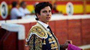 Toñete careció de suerte en su presentación en Ejea de los Caballeros.
